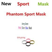 Дропшиппинг newes черный, серебристый цвет синий розовый Для мужчин Для женщин тренажерный зал Phantom открытый маску 2.0 Бег спортивной подготовки Фитнес маска Бокс