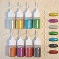 8 Colores Holográfica Láser En Polvo Polvo Del Brillo Del Arte Del Clavo de Manicura 1 Botella de 5 ml de Uñas Glitter Powder #835944