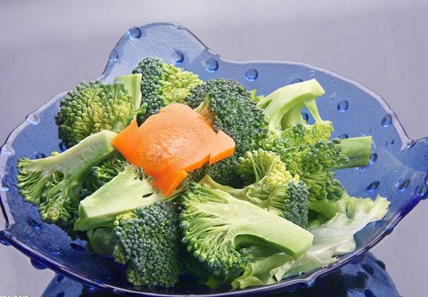 Brokkoli-Tage bis zur Reife