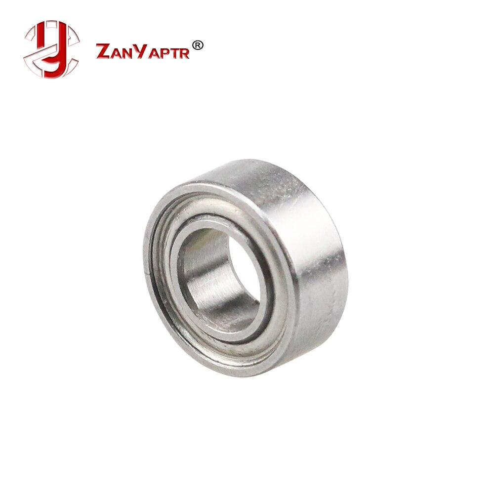 10pcs R105ZZ 5x10x4 Mm Deep Groove Ball Bearing Miniature Bearing High Quality MR105Z MR105 For Openbuilds Small Wheel
