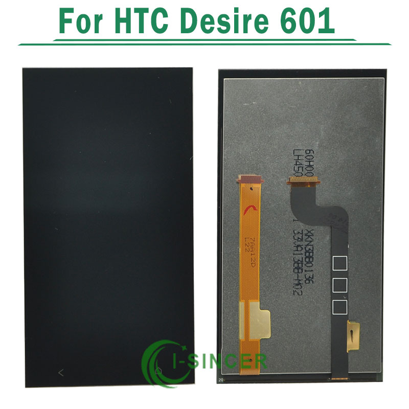 1/PCS For HTC desire 601 LCD Screen With Touch Screen Digitizer Assembly + tools free shipping