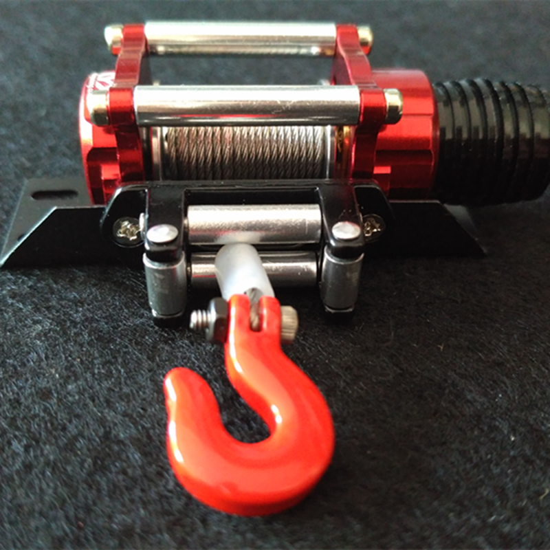 Remote Control Electric Winch For 1/10 D90 D110 Axial Scx10