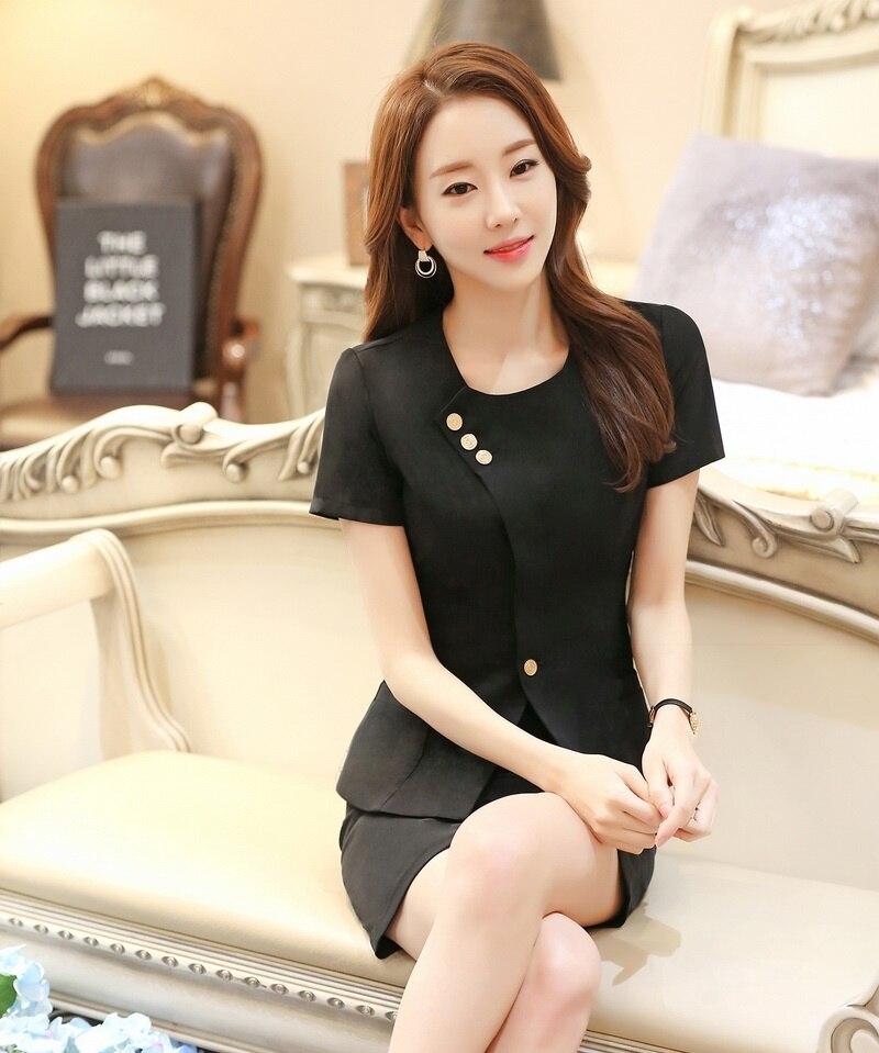 Popular Office Uniform Style-Buy Cheap Office Uniform ...