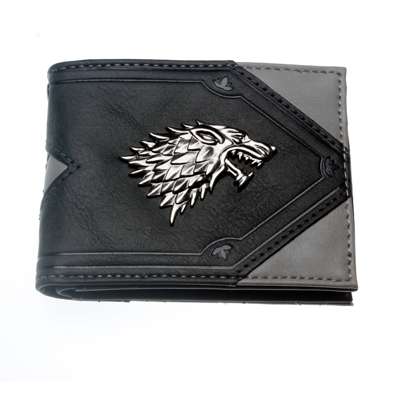 Game Of Thrones Women Wallet Men's Purse DFT-3153