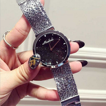 2016 New Arrival Women Watch!Luxury  Fashion Crystal Bracelet Watch Female Dress Ladies Rhinestone Wristwatches