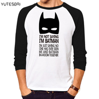 Batman VS Superman T Shirt Tee 3D Printed T-shirts Men long sleeve New Cosplay Costume Clothing Tops brand clothing for men