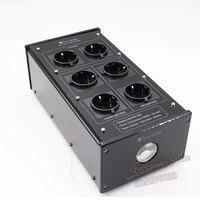 3000W HIFI AV Power plant power filter power purifier advanced filter European standard for high quality audio