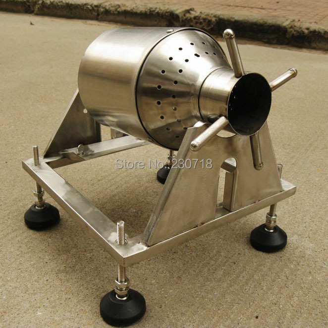 220V Little Helmsman DIY Coffee Bean Roaster Coffee Roaster OEM R-08 Coffee Bean Roaster με κινητήρα