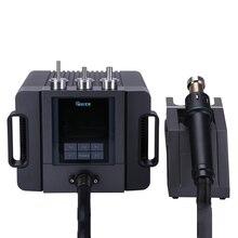 Quick TR1300A Intelligent Hot Air Soldering Station BGA Welding Desoldering 1300W LCD Display