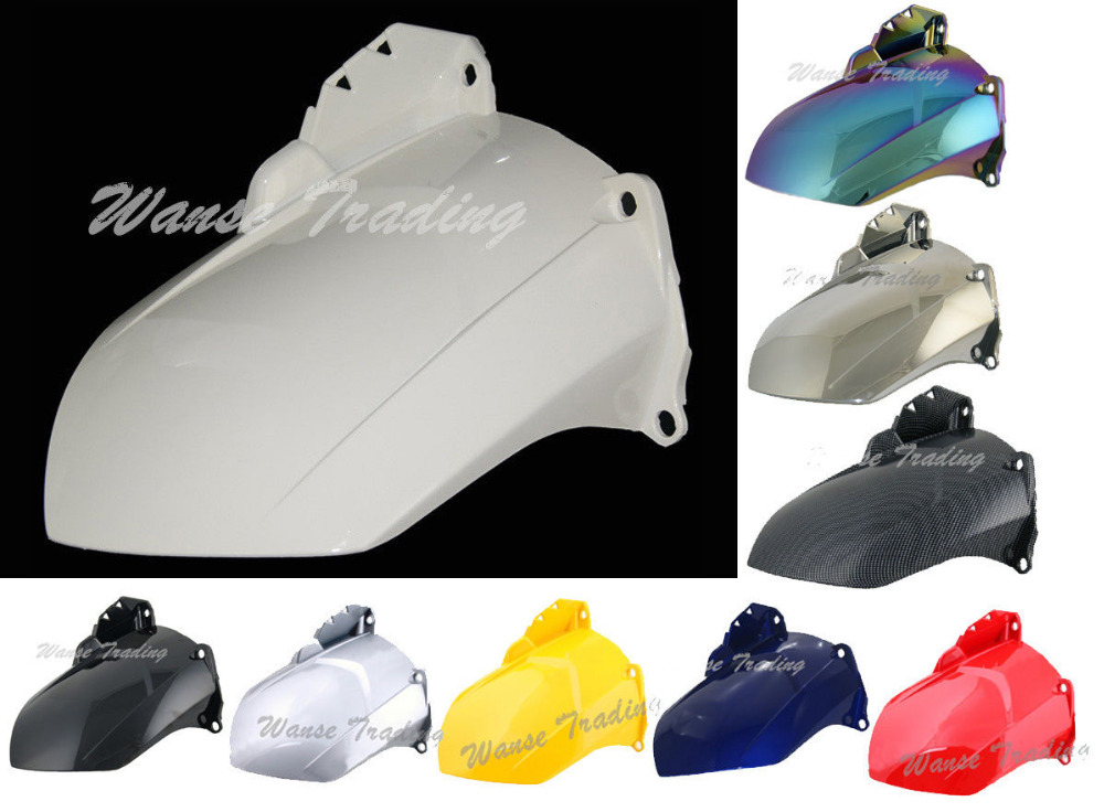 waase Rear Wheel Hugger Fender Mudguard Mud Splash Guard For Yamaha YZF R1 2007 2008 motorcycle rear wheel hugger fender mudguard mud splash guard for suzuki gsxr600 gsxr750 gsxr 600 750 2006 2007 2008 2009 2010
