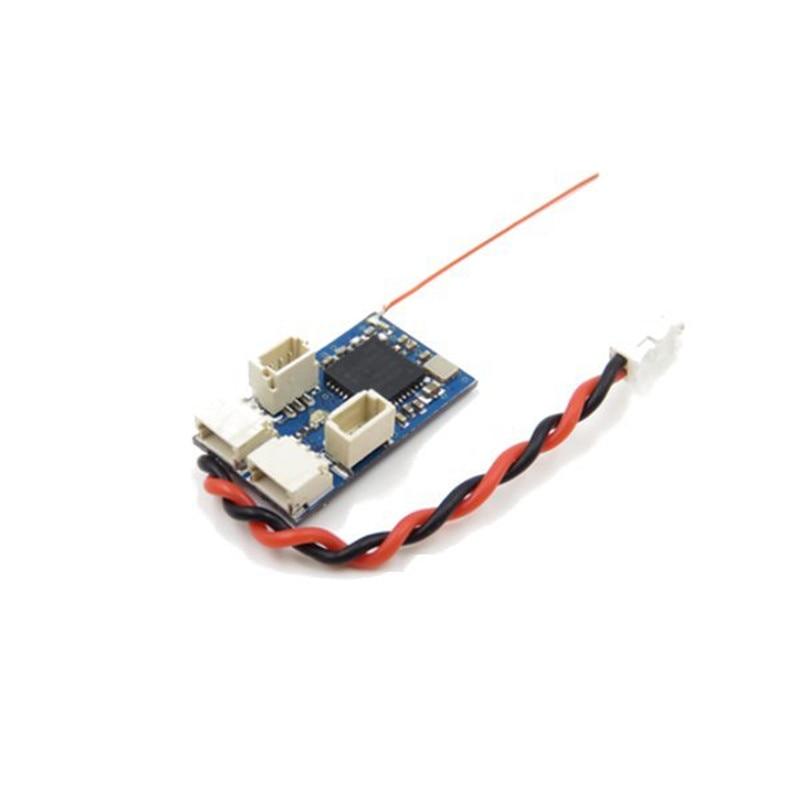 2.4G 4CH Micro Basse Tension DSM2 DSMX Compatible Récepteur Intégré Brossé ESC