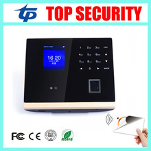 Free shipping ZK tcp/ip biometric facial time attendance system with fingerprint and MF card reader face access control system