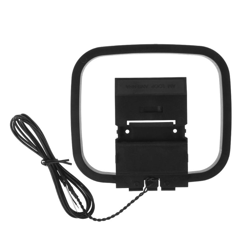 Ancable Wire AM Loop Antenna For Sharp//Panasonic Etc Runer Audio Systems
