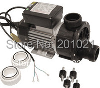 0.37KW 0.5 PS Zirkulationspumpe f. Jacuzzi Whirlpool Mod. JA50 LX Hot Tub Circulation Pump includes unions and fixings pack