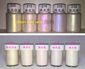 (Mix 5 colors)Symphony Pearlescent powder,Mermaid mica/pearl effect pigment, nail polish pigment, DIY eyeshadow makeup powder