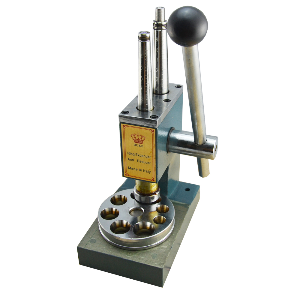 New Type Ring strether and reducer with 2 shank  US size : 4-8#, 9-14#  Jewelry ring sizer tools  1pc/lot ring stretcher and reducer machine measurement scales for hk size ring sizer making measurement tools
