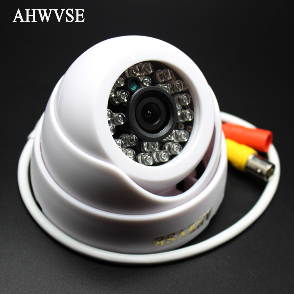 AHWVSE New Arrival HD 3000TVL AHD Camera 1080P 960P 720P CMOS Sensor Color IR CUT Cctv Security Cam 2MP Dome Video Wide Angle