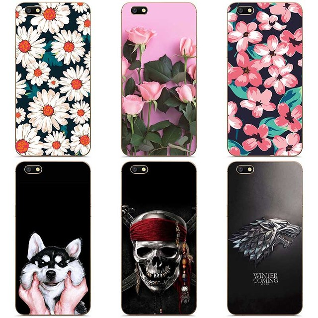 reputable site 28e1c 7ee0f US $2.48 17% OFF|For OPPO F3 Soft silicone Phone Cases For OPPO A77 F3 Soft  TPU Material Back Cover Coque Print painting Flower style-in Fitted Cases  ...