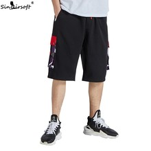Summer camouflage casual trend wide leg shorts fashion five points shorts big pocket overalls loose large size hot shorts male salzburg зальцбург city pocket the big five
