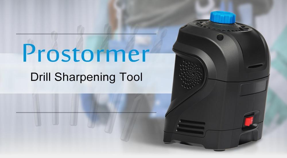 Prostormer Drill Sharpening Tool