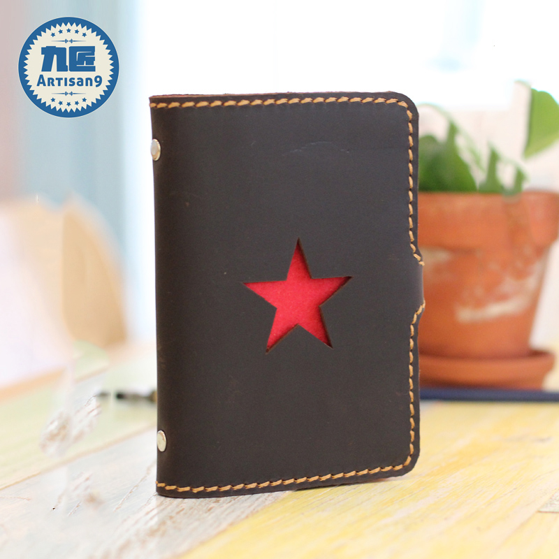 Popular Leather Notebook Holder-Buy Cheap Leather Notebook Holder