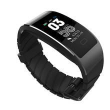 2019 New Fashionable S7 Smart Band with Blood Pressure Dynamic Heart Rate(China)