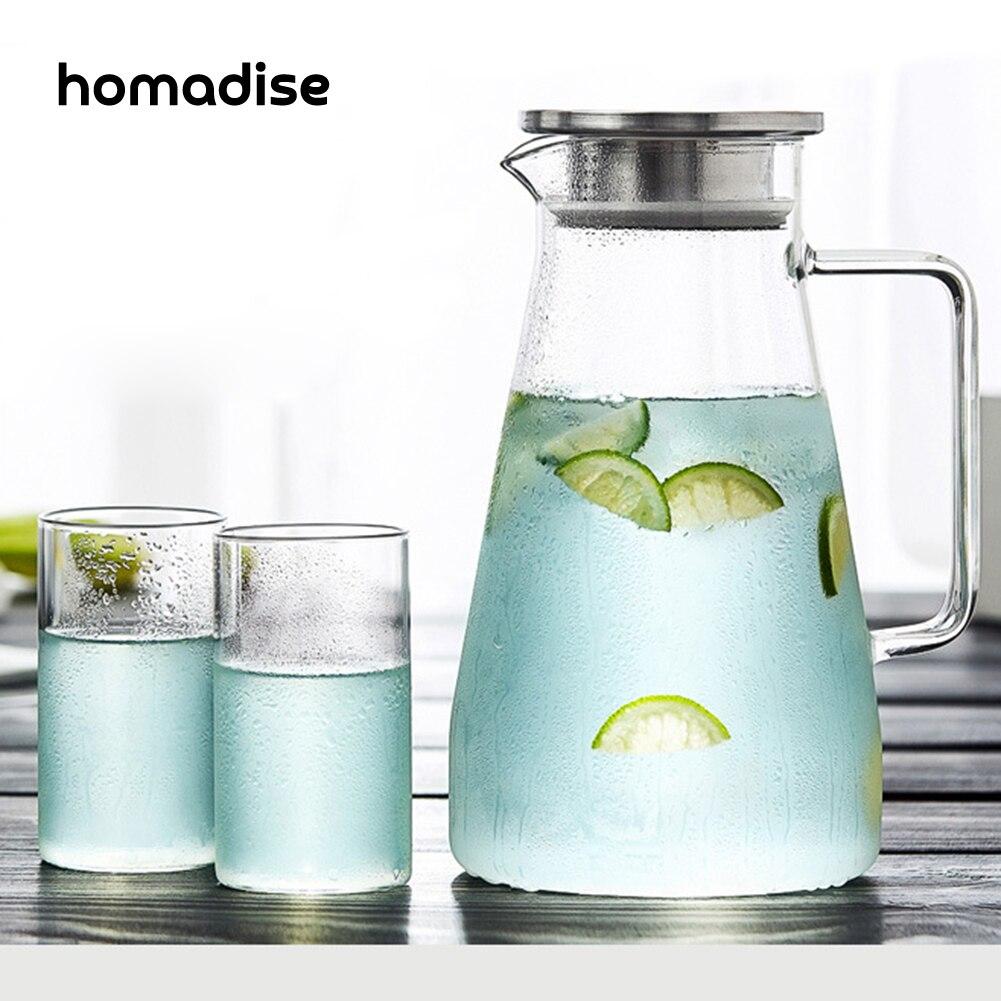 popular glass water jugbuy cheap glass water jug lots from china  - glass water jug
