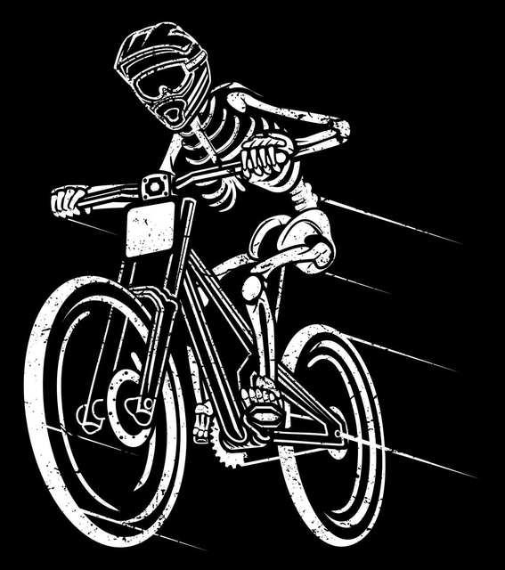11a79769 Online Shop 2019 New Fashion Men Tee Shirt Naked Biker, Biker, Cyclist,  Mountain Biker Adult Unisex & Female T-Shirt | Aliexpress Mobile
