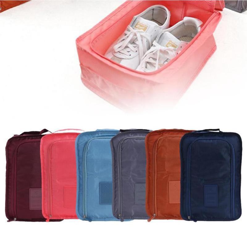 Convenient Travel Storage Bag Portable Organizer Bags Shoe Sorting Pouch Multifunction Travel Accessories Water-proof Shoes Bag