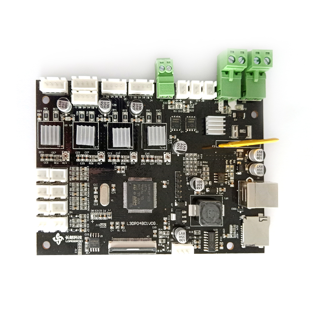 Mehr LK1 Mainboard Alfawise U20 Mainboard Original 3d Drucker Motherboard longer3d motherboard Länger 3D