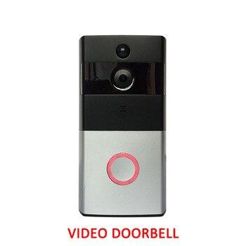 Alexa Google Full HD Wi-Fi Enabled Smart Video Tuya WiFi Ring Doorbell Remote Control Door Bell Wireless Tuya Smart Camera 1080P 7