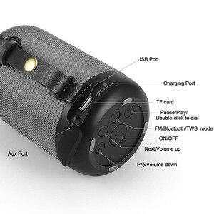 Image 4 - Głośnik bezprzewodowy Bluetooth 5.0 10w bezprzewodowy głośnik Bluetooth Bass Ipx56 wodoodporny wbudowany mikrofon głośniki muzyczne na telefon