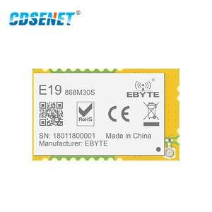 Image 3 - 1pc lora 868 mhz sx1276 1w módulo rf E19 868M30S iot spi longa distância 868 mhz sem fio rf transmissor receptor para arduino circuito