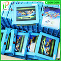 CGA & VGA output for LCD jamma arcade 645 in 1 game board pandora bundle video-card for arcad game machine parts
