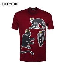Pp Sac D'emballage! nouveau Mode Hommes T-shirt Marque Clothing Casual Drôle T-shirts Patch Broderie Streetwear T-shirt! Livraison Gratuite(China (Mainland))