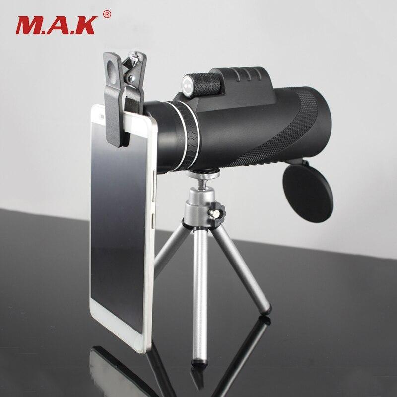 HD Monocular Telescope 40x60 Zoom Field Glasses Handheld Telescopes Military Professional Hunting