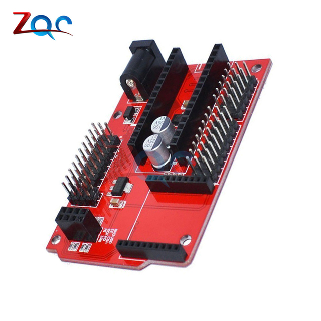 US $2 07 7% OFF|Nano 328P IO Wireless Sensor Expansion Board for XBEE and  NRF24L01 Socket for arduino DIY KIT-in Pressure Sensors from Tools on