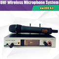 Free shipping professional EW335 EW300 G3 Handheld Wireless Microphone Systems