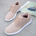 New 2016 solid cotton winter women sneakers fashion pink/black trainers casual walking shoes woman zapatillas deportivas mujer
