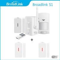 New Broadlink S1 2 Door Sensors SmartONE Smart Home Sensor Contorls In Sensors Connected By App