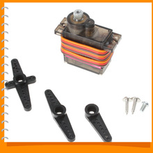 MG90S Aluminium Towerpro Metal Geared Micro Tower Pro Servo for RC Toy Airplane Helicopter Boat Car