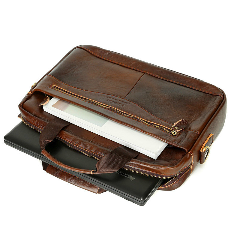 Cowhide-Leather-Briefcase-Mens-Genuine-Leather-Handbags-Crossbody-Bags-Men-s-High-Quality-Luxury-Business-Messenger(3)
