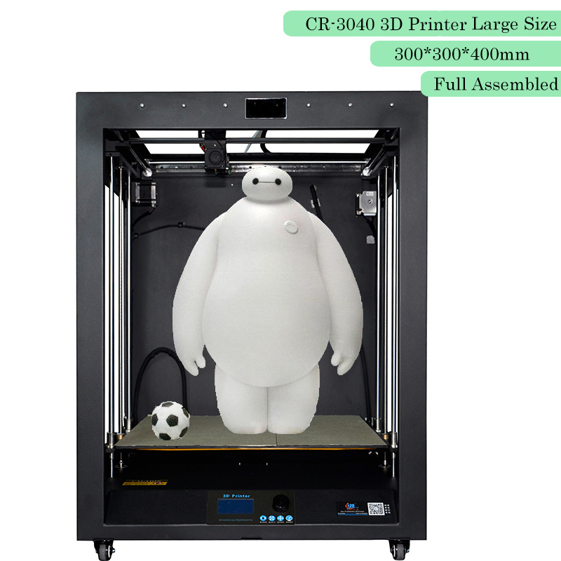купить High Speed Anet A3 3D Printer Prusa i3 Reprap DIY Kit High Precision 12864 LCD Screen Aluminum Hotbed 16GB SD Card High Qualiuty недорого