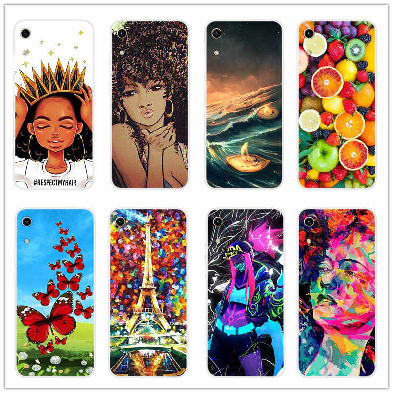 Cute Back Cover Phone Case For Huawei Honor 8A JAT-LX1 8 A Honor8A Case Soft Case For huawei honor 8A Case Silicone TPU cover