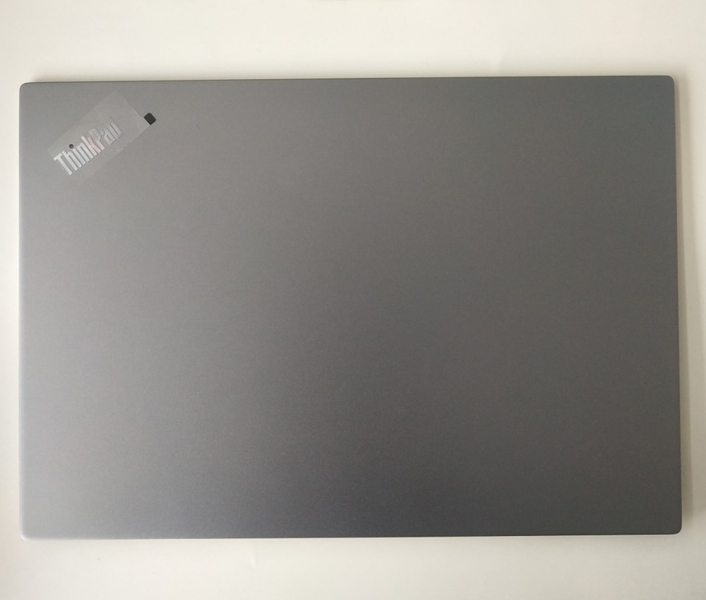 Original New For Lenovo Thinkpad L380 Yoga Laptop LCD Rear Lid Back A Cover Top Case Silver 02DA293 new original lcd back rear cover lid for lenovo yoga 3 pro laptop orange am0ta000110