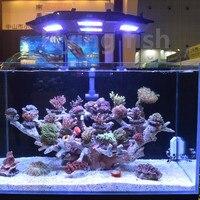 CYREX A1 аквариума свет 152 W полный спектр растений или морской Коралл светодиодный свет имитировать восход и закат приложение телефона