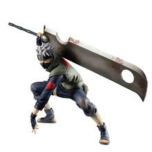 цена на Momochi Zabuza sword Kakashi figura Hatake Shinobi World War Ver. GEM Series Figure Naruto Shippuuden