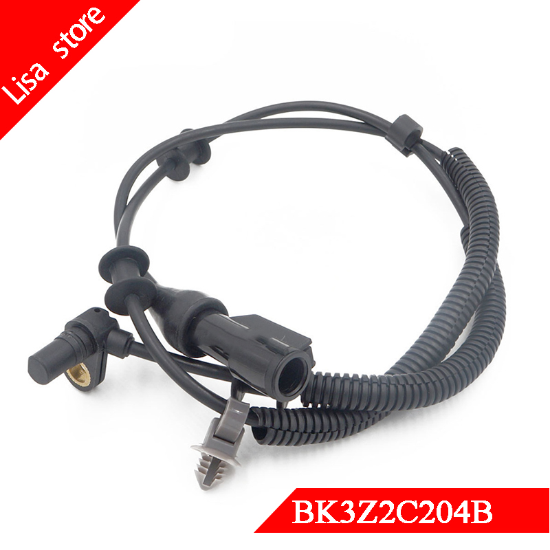 New Front ABS Wheel Speed Sensor Left Right for Ford F-250 Super Duty BC3Z2C204C