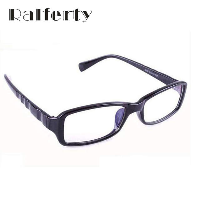 57c4c017c5 Ralferty Eyeglasses Frame High Quality Anti-fatigue Computer Goggles  Fashion Men Women Glasses Frames With