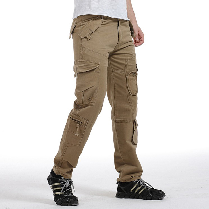 cargo zipper pants - Pi Pants